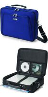 """""""Сумка Base XX Supreme Case, полиэстер, синий, для 15-15.4"""""""" (410 x 310 x 90 мм), Dicota"""""""