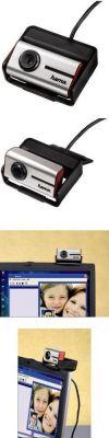 """Камера д/видеоконференций """"Evolution Zero"""", USB 2.0, 1600x1200, Hama 1600х1200 / 30 кадр/сек"""