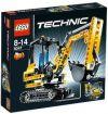 Lego 8047 Техник Компактный экскаватор