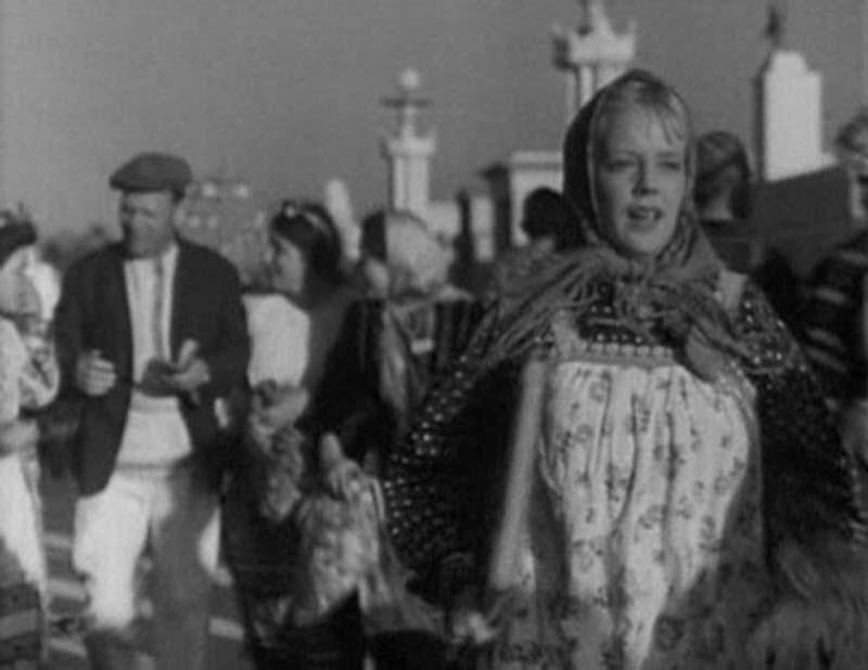 Кадры из фильма свинарка и пастух фото