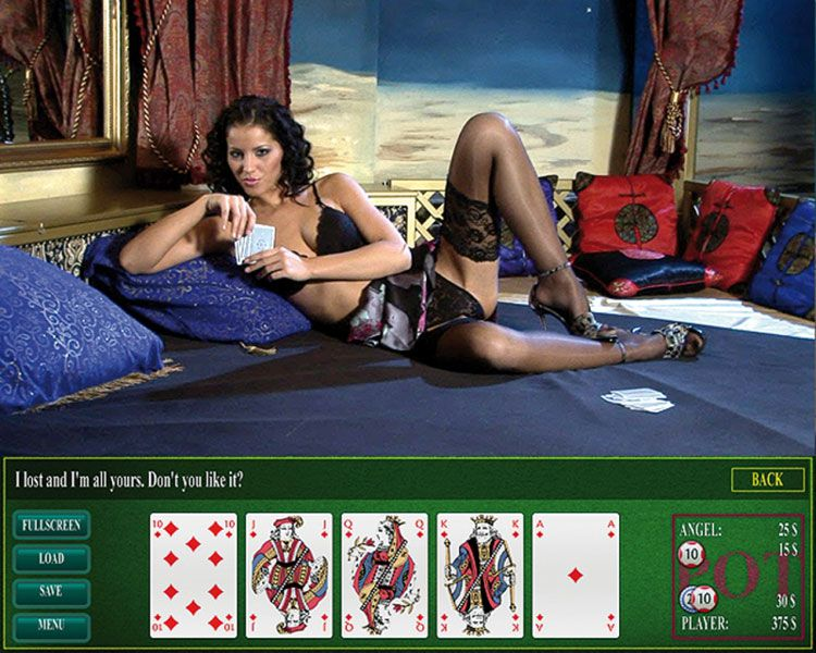 Texas holdem poker strip
