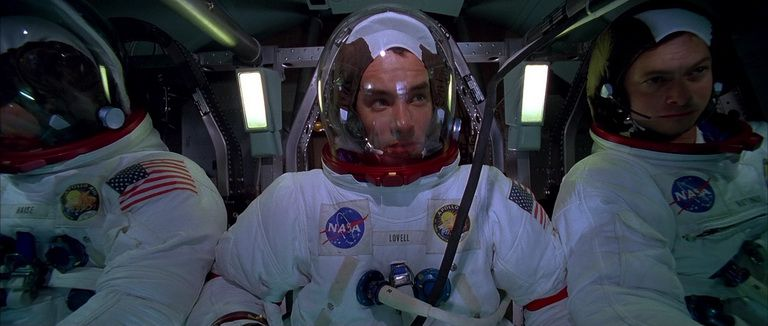 movie report apollo 13 Apollo 13 is a 1995 american space docudrama film but the astronauts report all is well and splash i just wish that apollo 13 worked better as a movie.